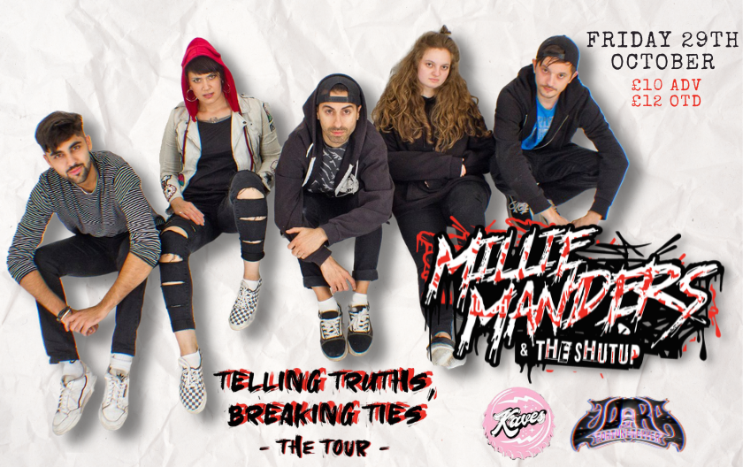 Millie Manders & The Shutup